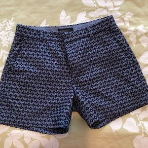 Banana Republic Patterned Shorts